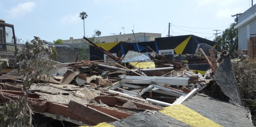 venice, ca demolitions